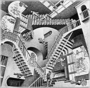 Escher_Relativity_1953