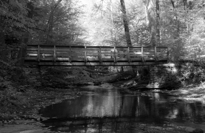 Bridge Near the Falls